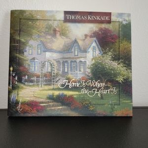 Thomas Kinkade Home Is Where the Heart Is book
